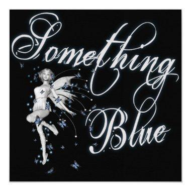 Something Blue Butterfly Fairy - Original
