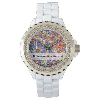 Sprinkles Wrist Watch