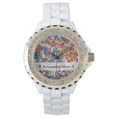 Sprinkles Wristwatch
