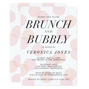 Stylish Brunch and Bubbly