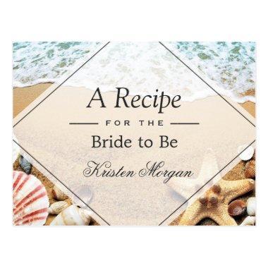 Summer Sandy Beach Starfish  Recipe Post