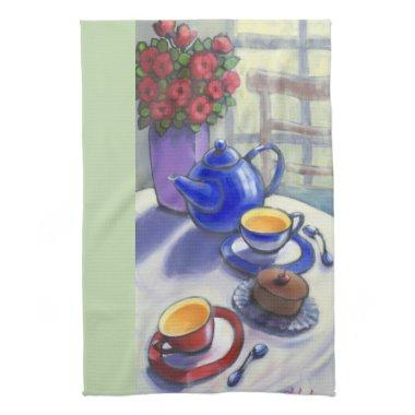 Tea with Cake Tea Towel