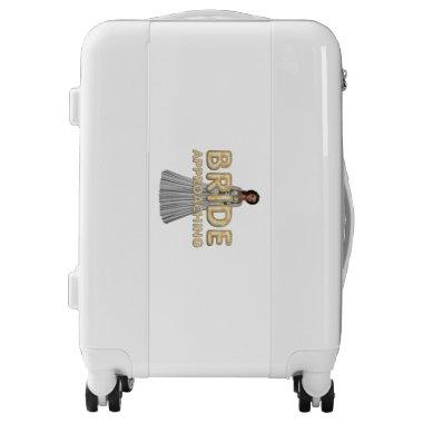 TEE Bride To Be Luggage