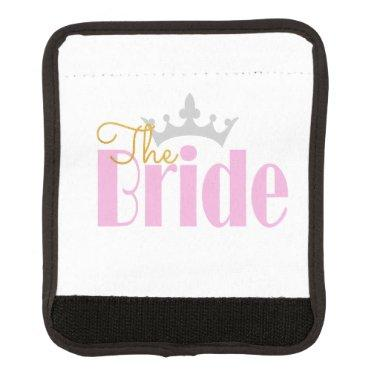 The-Bride-crown.gif Luggage Handle Wrap