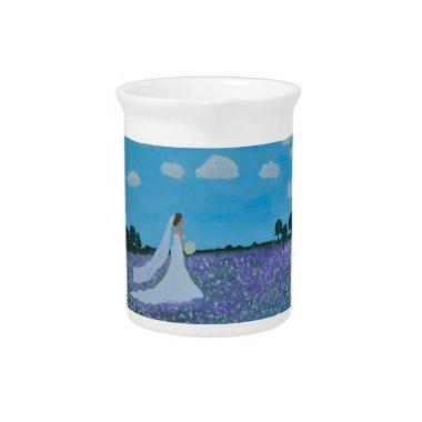 The Bride Drink Pitcher