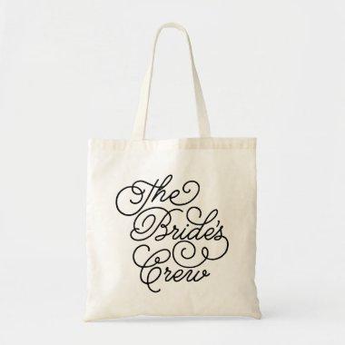 The Bride's Crew Tote Bag