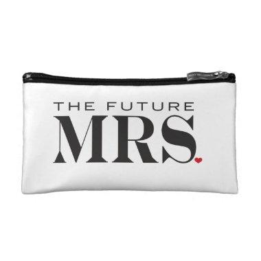 The Future Mrs. Cosmetic Bag