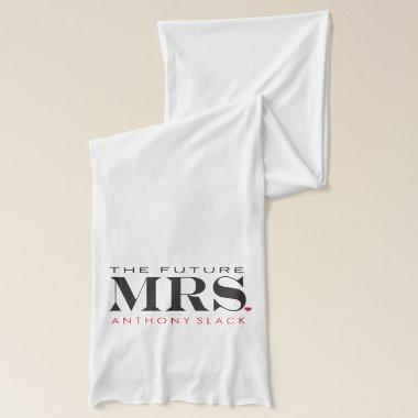 THE FUTURE MRS. SCARF