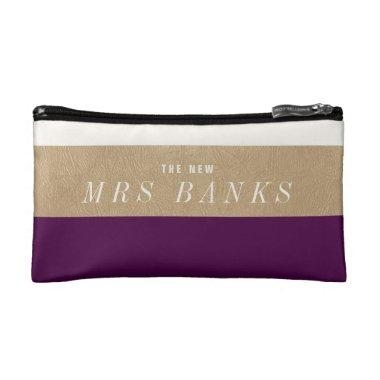 The New Mrs. Plum Makeup Bag