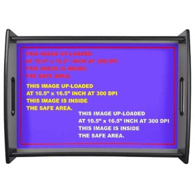 Tray Template Over 35 Colors