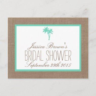 Tropical Palm Tree Beach  Recipe