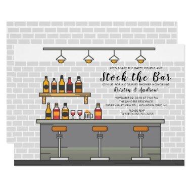 Unique Stock The Bar Couple Shower