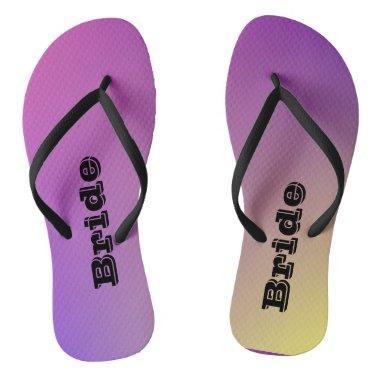 Unique Trendy Beautiful Flip Flops