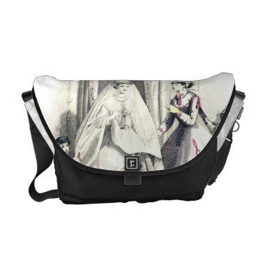 Victorian Wedding Bag