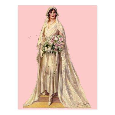 Vintage Bride Post