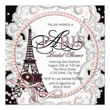 Vintage Pink Paris