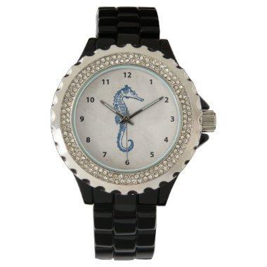 Vintage Sea Horse Wristwatch
