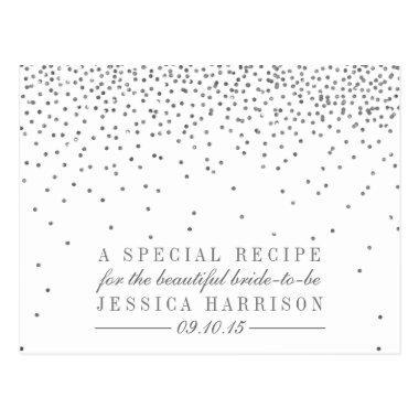 Vintage Silver Confetti  Recipe