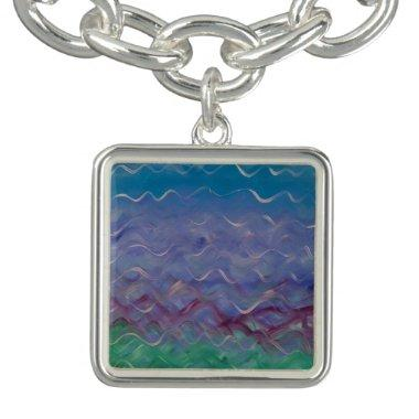 Water Charm Bracelet