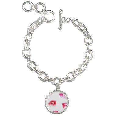 Watercolor Kisses Bracelet