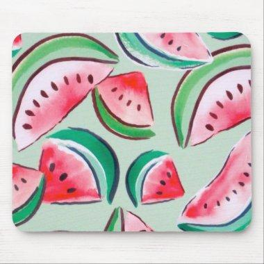 watermelons12 mouse pad