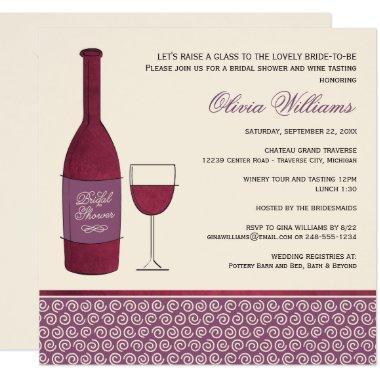Wedding  | Red Wine