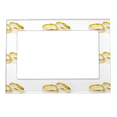 Wedding Ring Magentic Frame