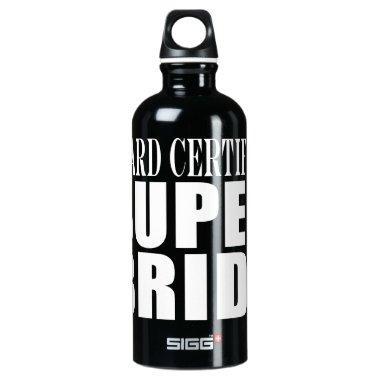 Weddings Parties & s : Super Bride Water Bottle