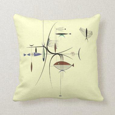 WELL OF THE SEA American MoJo Pillow