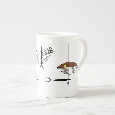 WELL OF THE SEA Bone China Mug
