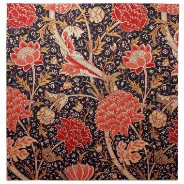 """William Morris """"Cray"""" Cloth Napkin"""