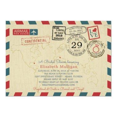 World Traveler Airmail |
