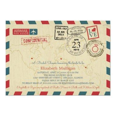 World Traveler Airmail |