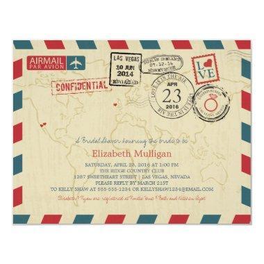 World Traveler Airmail  