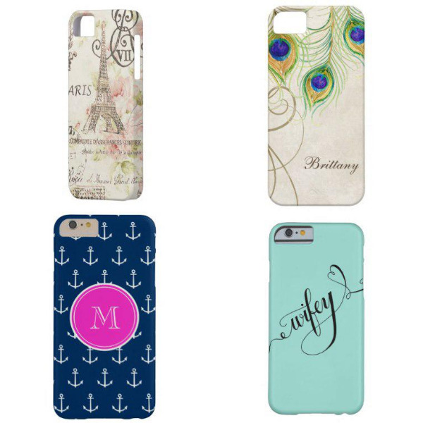 Bridal Shower iPhone Cases