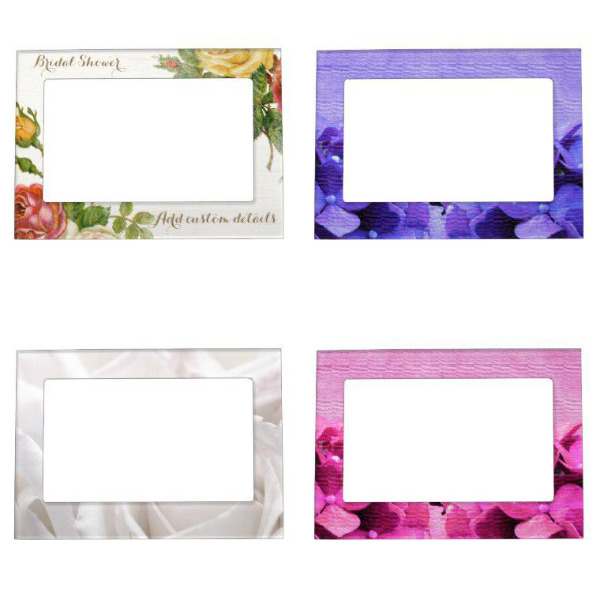 Bridal Shower Picture Frames