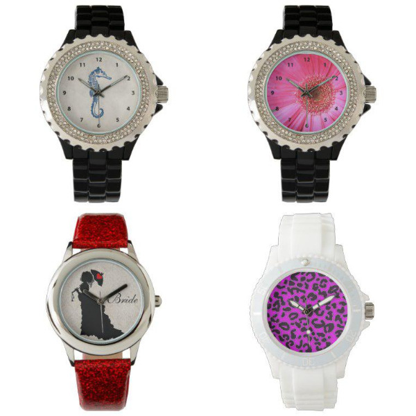 Bridal Shower Watches
